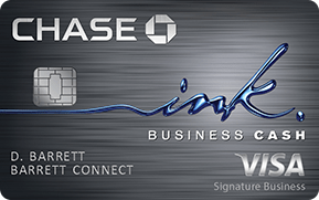 ink cash credit card