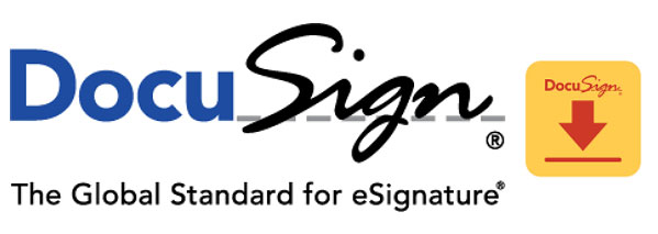 Monthly Bookkeeping Services Company DocuSign
